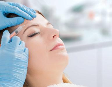 Vbrizgavanje botoksa