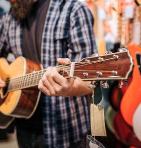 Trgovina s kitarami