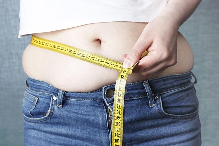 Maščoba okoli trebuha