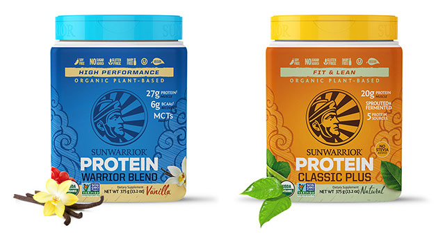 Rastlinski proteini SunWarrior