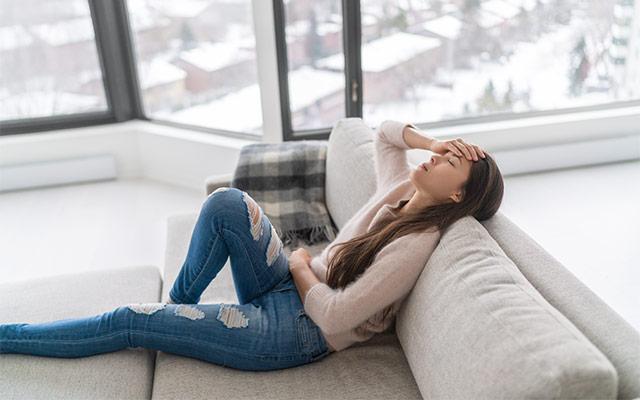 Slabo počutje zaradi hitrega hujšanja
